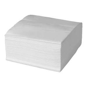Serviette Finess ZT weiß 33cm 3-lg 1/4 VE= 4 x 250Stück
