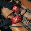 WonderGrip Flex WG-500  Rot, Nitril 1-Fach getaucht...