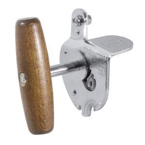 Dosenöffner mit Holzgriff für Großdosen