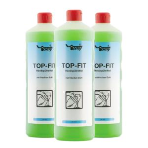 Hand-Spülmittel Top-Fit 12x 1 Liter Flasche (Karton)