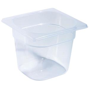 GN-Behälter 1/6 Polypropylen 15 cm