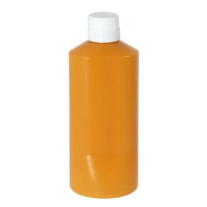 Quetschflasche 1 Liter ocker