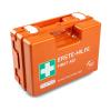 Erste-Hilfe-Koffer SAN Verbandskasten orange leer
