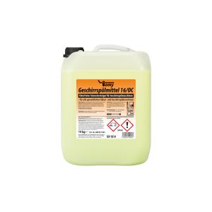 Geschirrspülmittel 16/OC 14-kg-Kanister