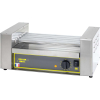 ROLLER GRILL Hot Dog Grill, 5 Rollen, Abmessung 545 x 320...
