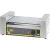 ROLLER GRILL Hot Dog Grill, 7 Rollen, Abmessung 545 x 320...