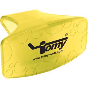 Tomy WC - Clip Zitrus, hellgelb