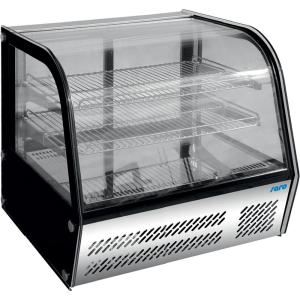 SARO Tisch-Kühlvitrine Modell LISETTE 160