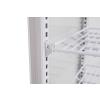 SARO Saro Mini-Umluftkühlvitrine Modell SC 70 weiß