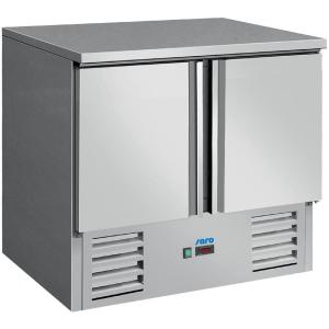 SARO Gekühlter Arbeitstisch Modell VIVIA S 901 S/S TOP
