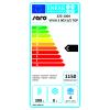 SARO Gekühlter Arbeitstisch Modell VIVIA S 903 S/S TOP