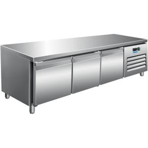 SARO Kühltisch mit Umluftventilator Modell UGN 3100 TN