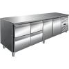 SARO Kühltisch inkl. 2 x 2er Schubladenset Modell...