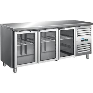 SARO Kühltisch mit Umluftventilator Modell GN 3100 TNG