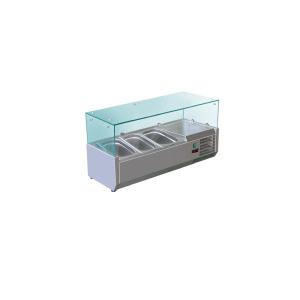 SARO Aufsatzkühlvitrine METTE VRX 955/380