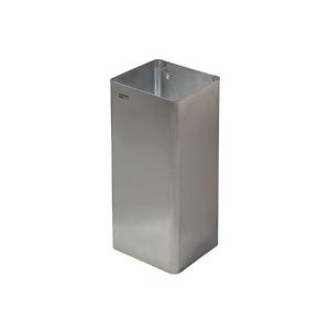 Abfallbehälter of80-l Edelst gb