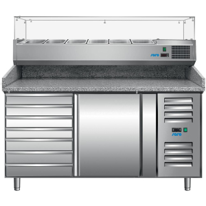 SARO Pizzastation Modell PZ 1610 TN