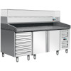 SARO Pizzastation Modell MARGA PZ 2610 TN