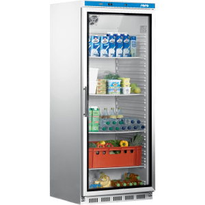 SARO Kühlschrank mit Umluftventilator Modell HK 600 GD
