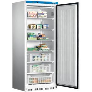 SARO Tiefkühlschrank Modell HT 600 7 Roste weiß Stahl einbrennlackiert