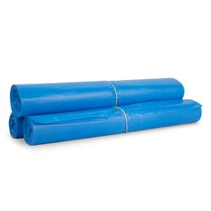 Müllsäcke HT 120-l blau 18mµ 500 Stück
