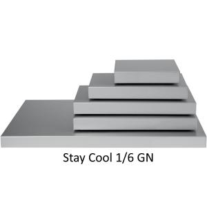 SARO Kühl-Servierplatte Modell STAY COOL 1/6 GN