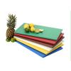 SARO HACCP-Polyethylen-Schneidebrett  50x30x1,5 cm,...