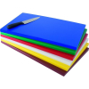 SARO Polyethylen-Schneidebrett Modell GN gelb