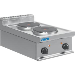 SARO Elektroherd Tischmodell E7/CUET2BB