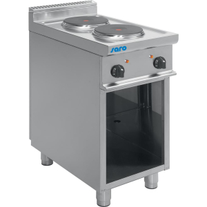 SARO Elektroherd mit offenem Unterbau Modell E7/CUET2BA