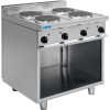 SARO Elektroherd mit offenem Unterbau Modell E7/CUET4BA