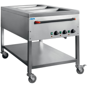 Bain Marie Trolley Modell BMT 3