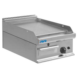 SARO Gas-Griddleplatte Modell E7/KTG1BBL