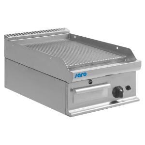 SARO Gas-Griddleplatte Modell E7/KTG1BBR