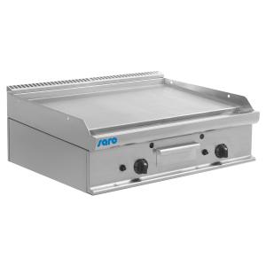 SARO Gas-Griddleplatte Modell E7/KTG2BBL