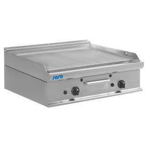 SARO Gas-Griddleplatte Modell E7/KTG2BBR