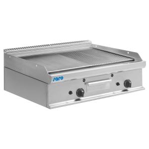 SARO Gas-Griddleplatte Modell E7/KTG2BBM