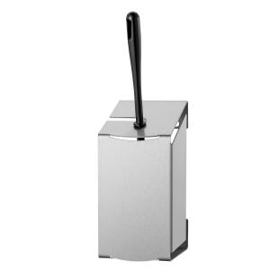 WC-Bürstenhalter Edelstahl