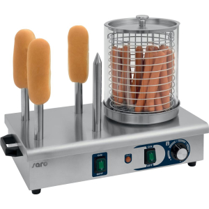 SARO HOT DOG Gerät Modell HW 2
