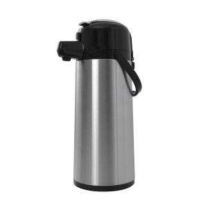 SARO Edelstahl-Isolierpumpkanne 2.2 Liter
