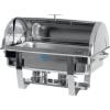 SARO Chafing Dish mit Rolldeckel 1/1 GN Modell DENNIS