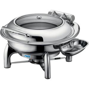 SARO Induktion Chafing Dish Modell JESSIE (inkl. Behälter rund 390mm)