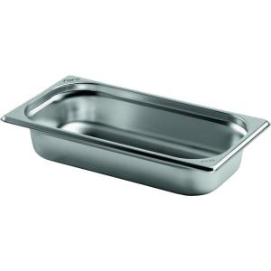 Gastronormbehälter Edelstahl 1/3 GN 100 mm tief