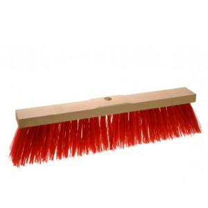 Profi-Straßenbesen 60cm Erlon rot