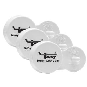 Tomy Halter für Lufterfrischer Remind Air (3er Pack)