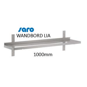 Wandbord Modell LIA 1000 mm