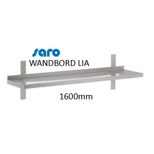 Wandbord Modell LIA 1600 mm