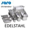 Gastronormbehälter Edelstahl