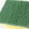 Scheuerschwamm groß gelb/grün 10er-Pack