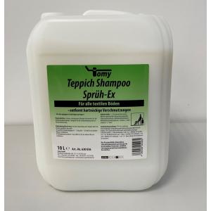 Teppich-Shampoo Sprüh-Ex10-l-Kanister